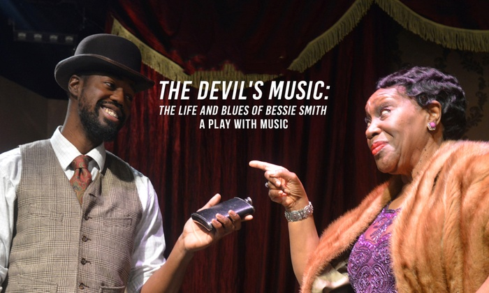Arts Garage - OSSHAD: The Devil's Music: The Life and Blues of Bessie Smith