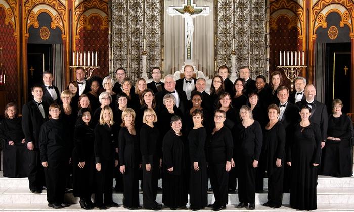 St. Paul Lutheran Church - Melrose Park: Oak Park Concert Chorale: What Sweeter Musick at St. Paul Lutheran Church