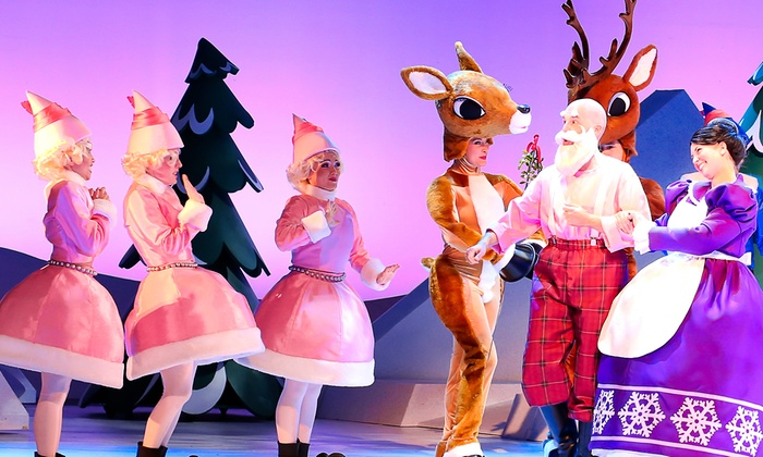 Merriam Theater - Avenue of the Arts South: Rudolph the Red-Nosed Reindeer: The Musical at Merriam Theater