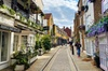 Self-guided Discovery Walk in London's Hampstead: A vibrant village...