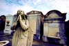 Tour the oldest Cemetery in New Orleans! St. Louis Cemetery #1