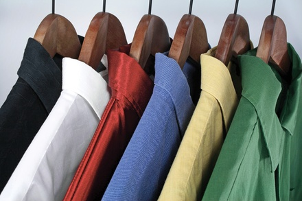 $20 For $40 Worth Of Dry Cleaning Services