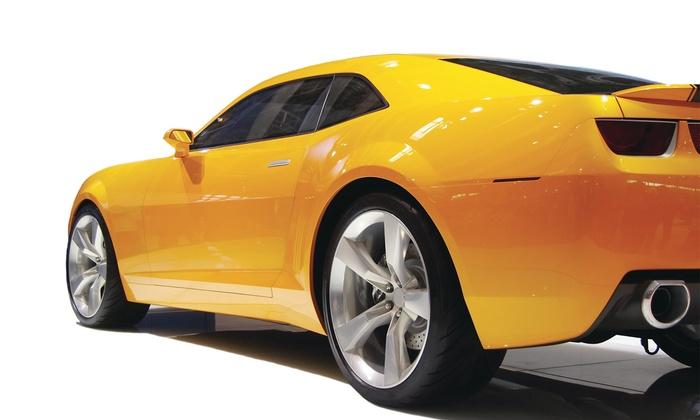 Wellwood Car Wash - North Lindenhurst: $11.98 For A Deluxe Interior & Exterior Car Wash (Reg. $23.95)