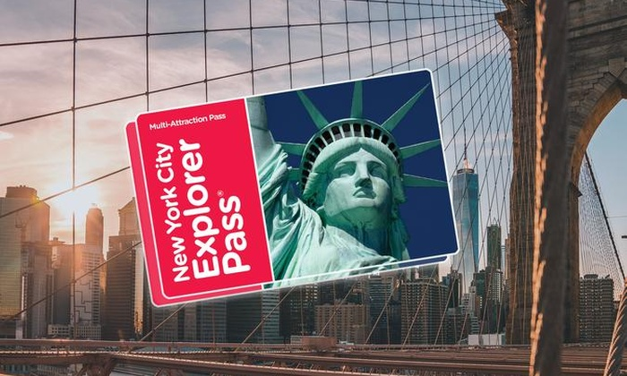 Code Promo Viator New York City Pass