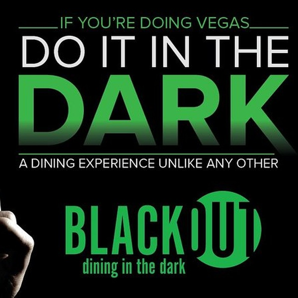 Blackout Dining In The Dark Blackout Dining In The Dark Groupon