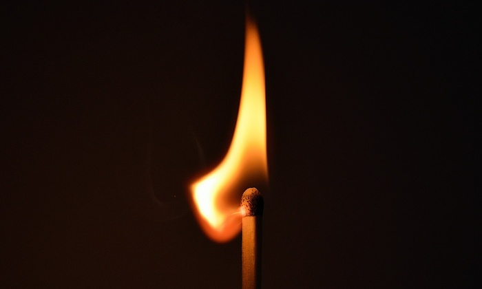 Flame Readings: Spirit's Power To Send You a Message - Saturday, May 18,  2019 / 1:00pm