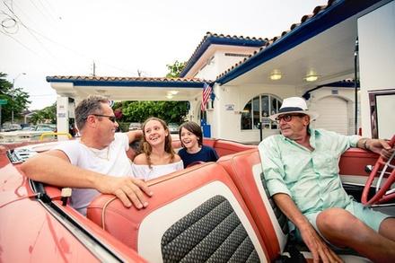 Private exclusive Miami Half Day Classic Car Tour!