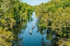 Cruise 'n' Canoe to Australia's Everglades