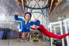 Milton Keynes Indoor Skydiving Experience - 2 Flights & Personalise...