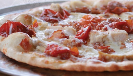 $10 For $20 Worth Of Fast, Casual Pizza & More