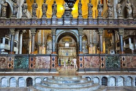 Sconto Esperienze Groupon.it Venezia: giro in gondola e tour della Basilica di San Marco