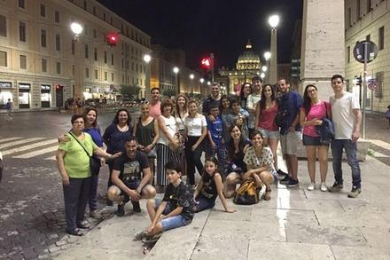 Tour notturno della Città del Vaticano