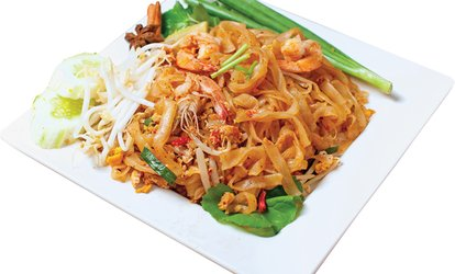 image for $10 for $20 Worth of Delicious Thai Cuisine