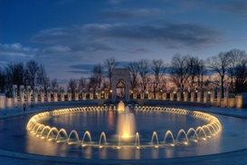 Three-Hour DC City Night Tour at all washington view llc., plus Up to 10.0% Cash Back from Ebates.