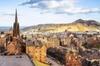 Edinburgh City Tour and Leisure Time Shore Excursions from Edinburgh