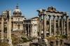 Tour a piedi pomeridiano al Colosseo, al Foro Romano e al colle Pal...