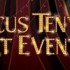 Circus Tent Art Event
