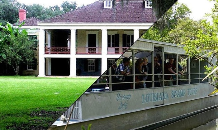 Louisiana Tour Company Louisiana Tour Company Groupon
