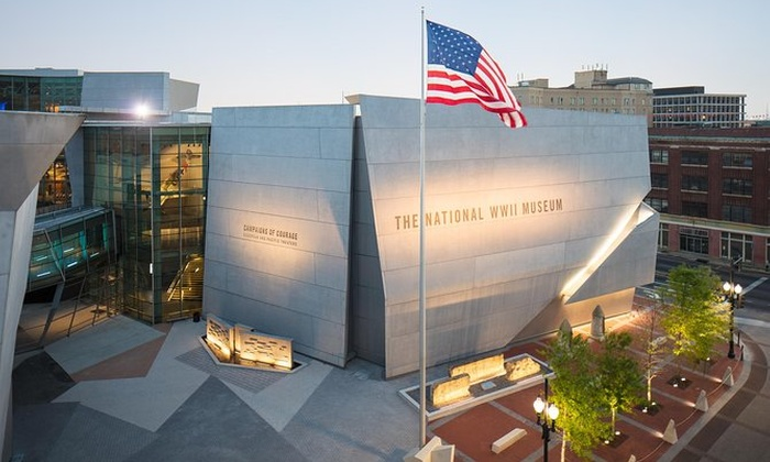The National WWII Museum Ticket New Orleans