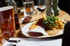 Try 10 English foods & See over 20 London sights!
