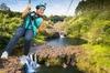 The Umauma Experience - Wailua Ahupua`a: 9-Line Zip-N-Dip Experience
