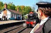 Moors, Whitby & The Yorkshire Steam Railway Day Trip from York