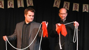 "Greenhouse Theater Center: ""The Magic Cabaret"""