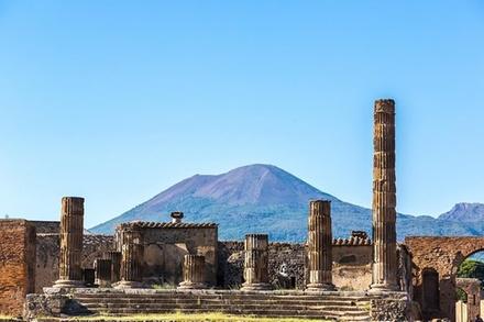 Deal Esperienze Groupon.it Pompei e il Vesuvio: Tour per piccoli gruppi con biglietti inclusi