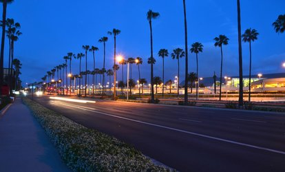 Parking Near John Wayne Airport