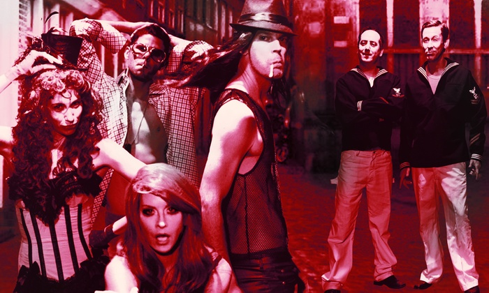 The Groundlings Theatre - Mid-City West: Groundlings Red Light District at The Groundlings Theatre