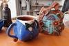 Learn how to make a cup/mug using a slab