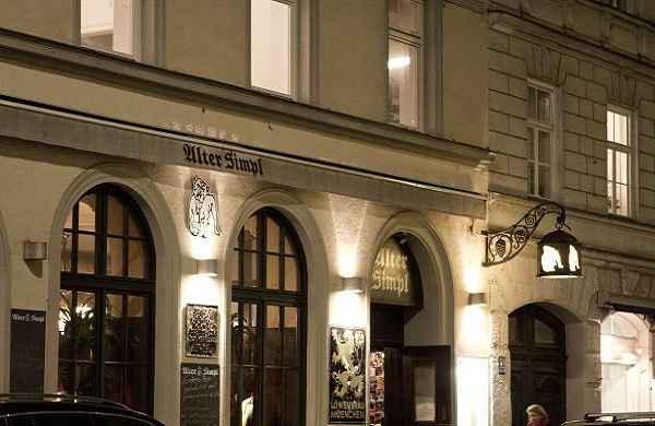 Alter Simpl München