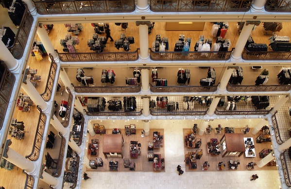 Macy's Is a Museum If You Go with a Fashion-History Expert