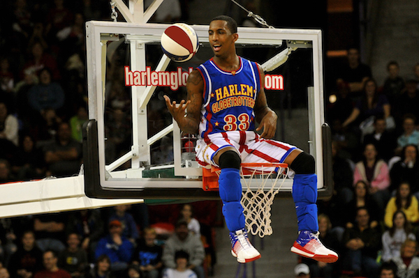 How to Dunk Like a Harlem Globetrotter
