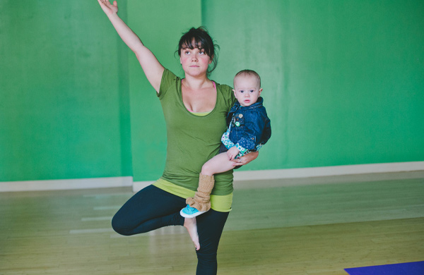 Five Mommy and Me Fitness Classes in Chicago