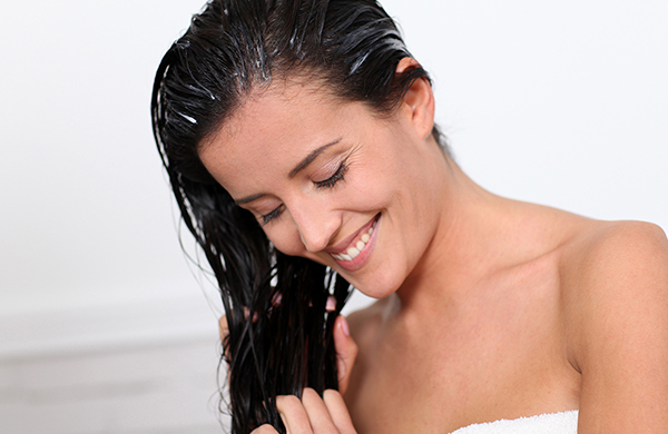 Are You Washing Your Hair Too Much? Not Enough?