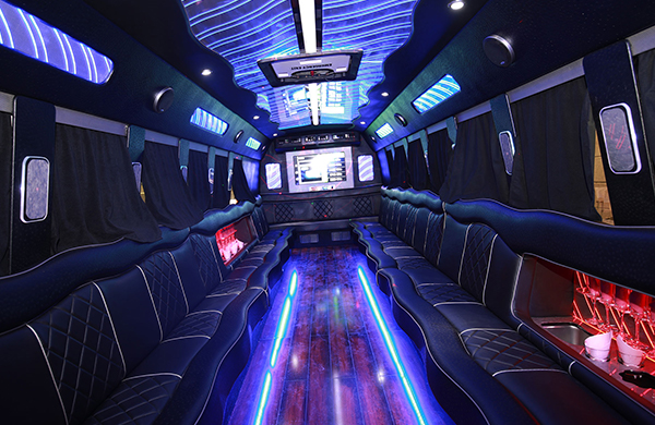 Making The Most Of Your Party Bus Rental