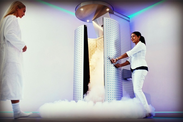 Groupon now offers cryotherapy deals