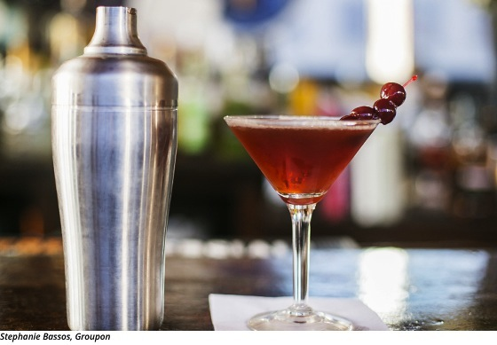 Drink of the Week: Two Manhattans at the Matchbox in River West