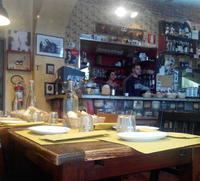 Piola da Cianci, il ristorante di Torino che sa di casa