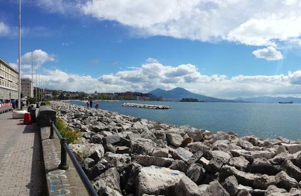 Il Lungomare di Napoli, tanti eventi per vivere la città