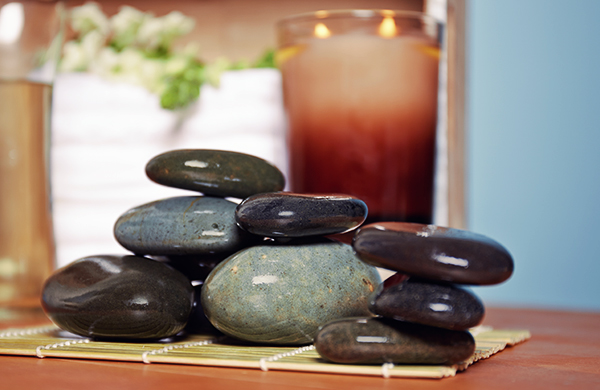 Pampering Takes Planning, But a Summer Spa Retreat Awaits | Hot Stones