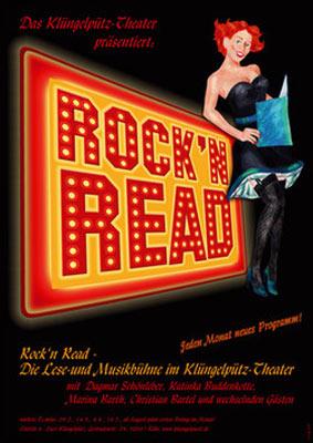 Rock'n Read im Klüngelpütz