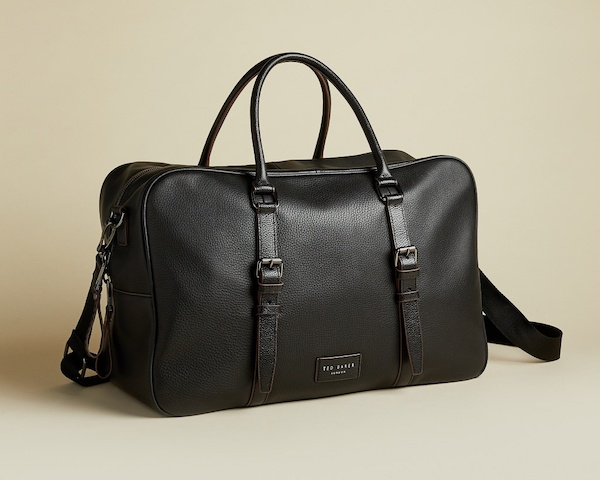 Waine Leather Holdall