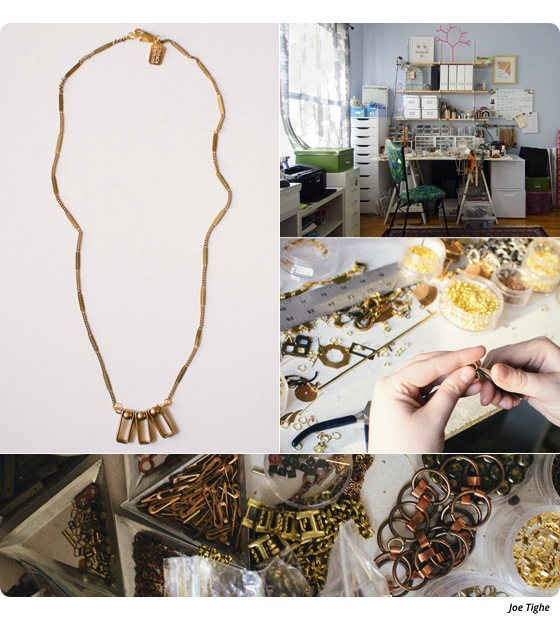 Michelle Starbuck's Favorite Spots to Find Materials for DIY Jewelry