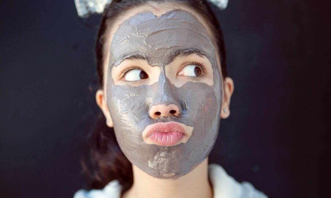 masque facial home care