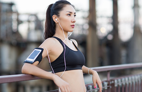 How to Take Care of Headphones on Workouts and Runs