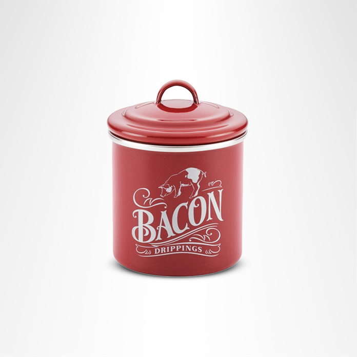 bacon grease can