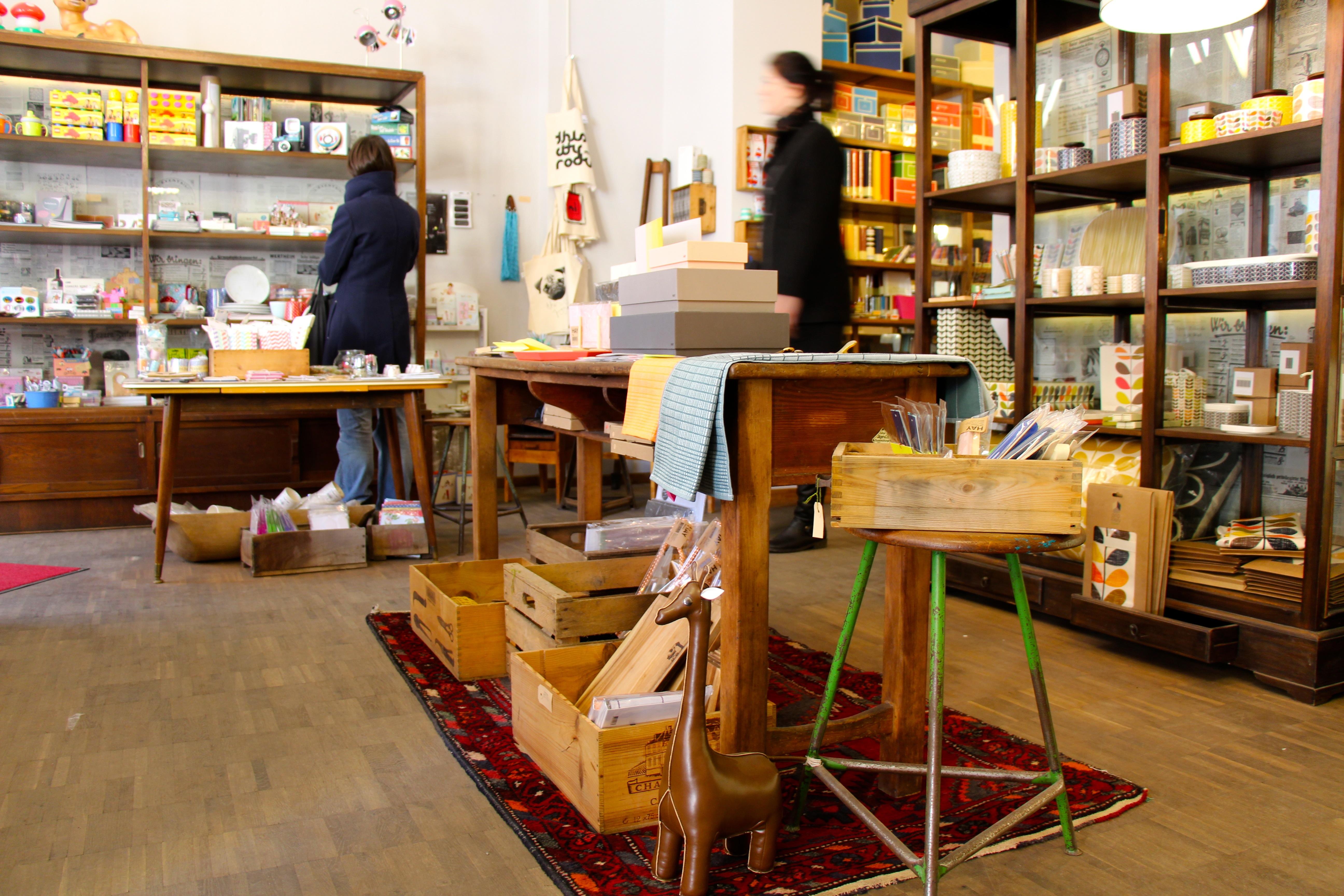 Schöner wohnen im schönen Friedrichshain: Shoppingtipps für Wohndesign-Liebhaber
