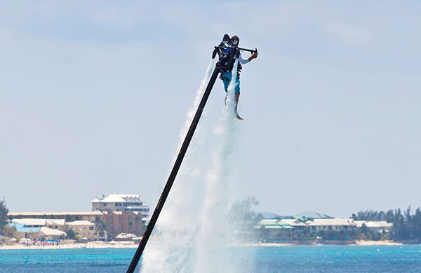 The Water Jet Pack The Extreme Water Sport Anyone Can Do